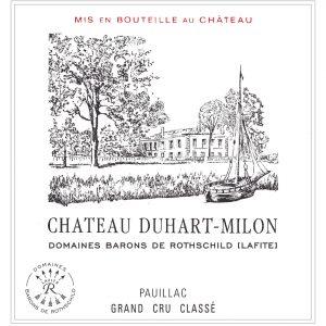 Chateau-Duhart-Milon-2013