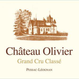 chateau-olivier-pessac-leognan-2009-etiquette